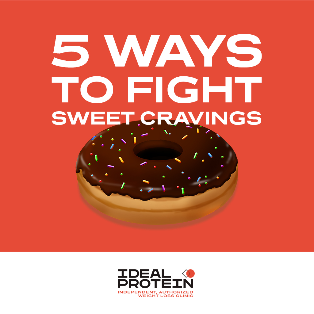 What to Do with a Sweet Tooth: Five Ways to Fight Sweets Cravings