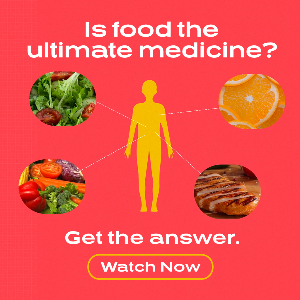 Is food the ultimate medicine?